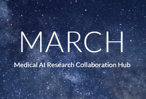 [活動訊息] Medical AI Research Collaboration Hub (MARCH) 系列活動